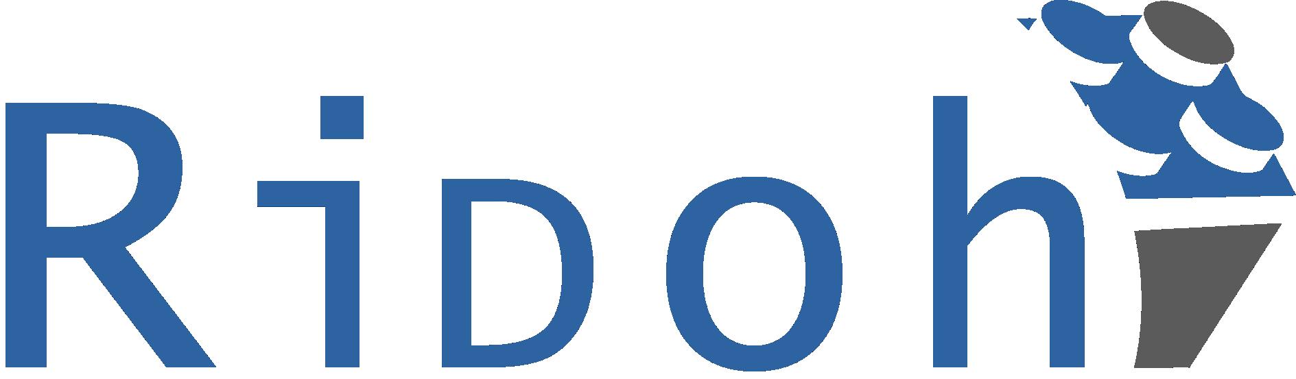 Logo Ridoh