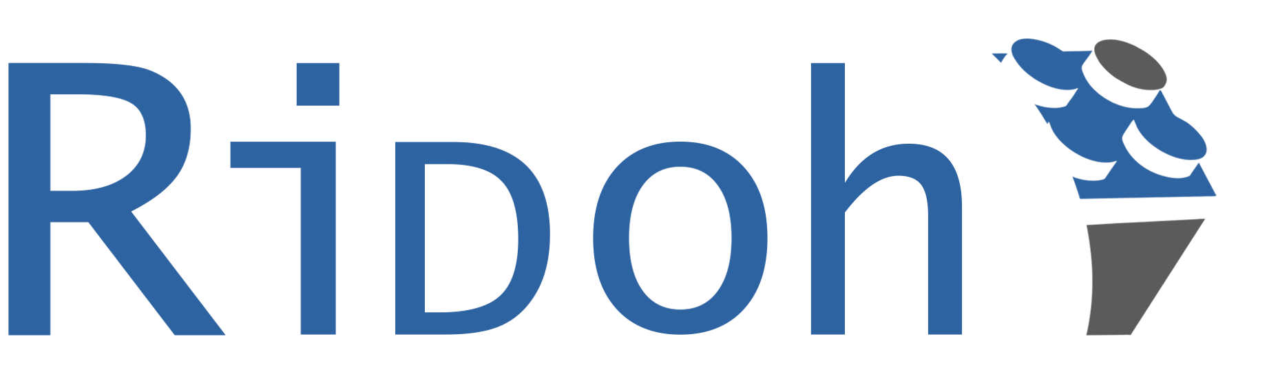 Ridoh logo
